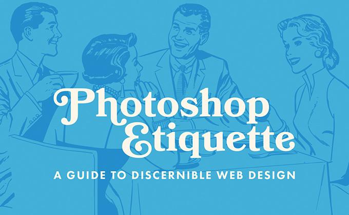 Photoshop Etiquette