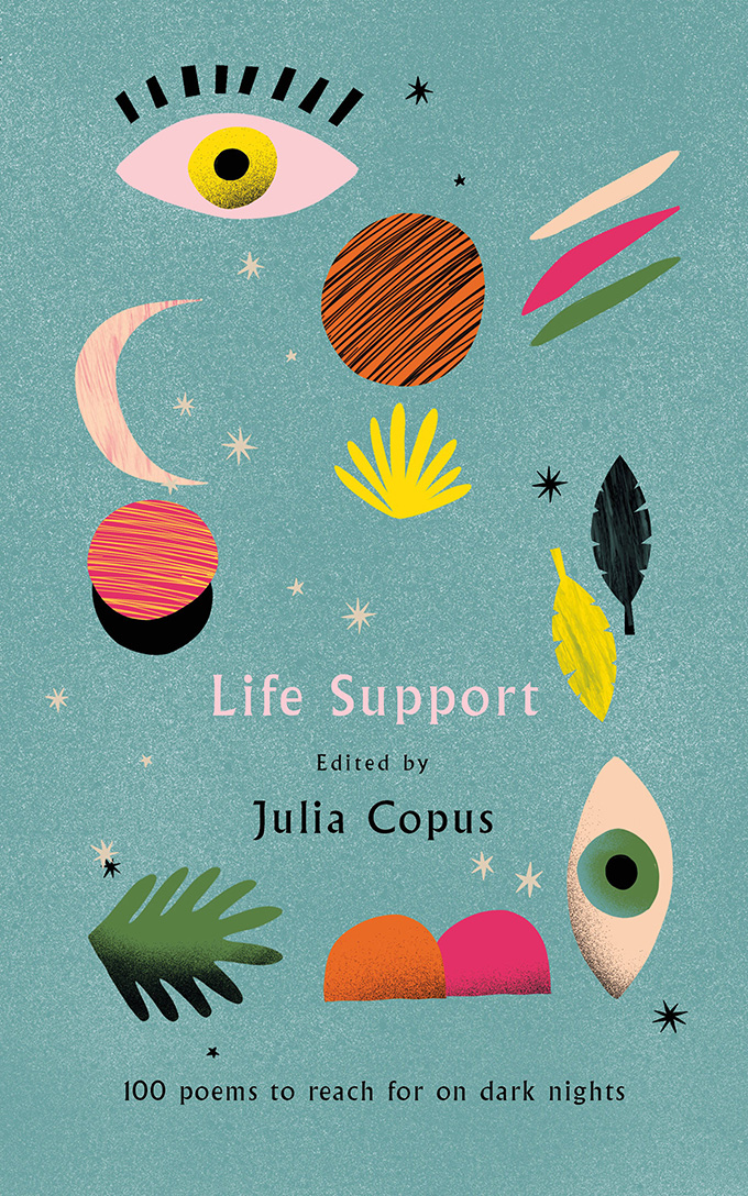 Life Support book cover font