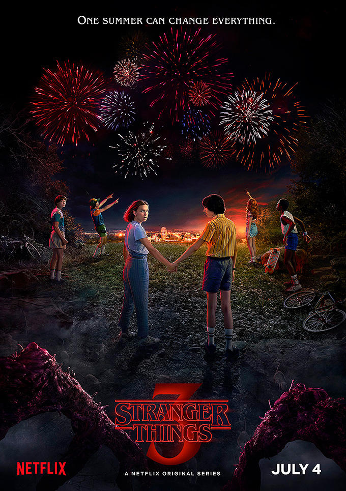 Stranger Things font