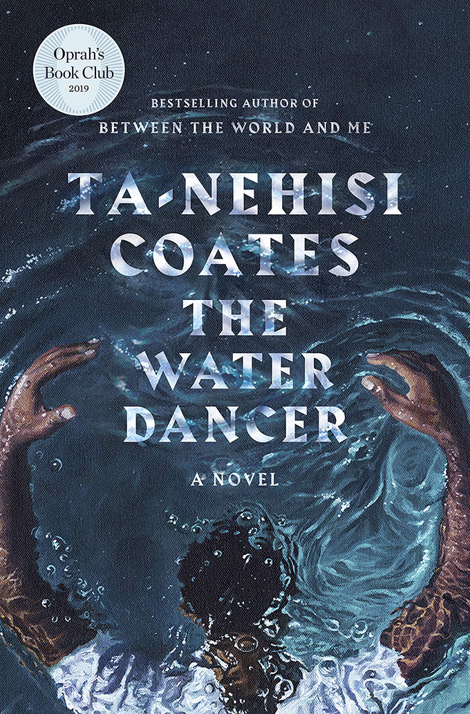 The Water Dancer book cover font