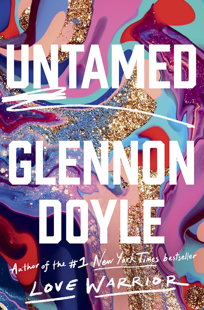 Untamed book cover font