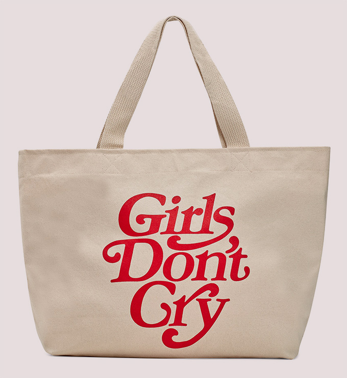 Girls Don't Cry font
