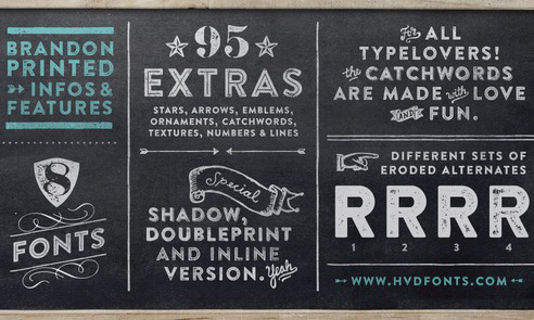 "Top 10 ""Hipster"" Fonts for 2017 · Typewolf"