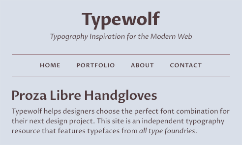 The 40 Best Google Fonts—A Curated Collection for 2019 · Typewolf