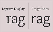 Top 10 Favorite Typekit Font Combinations