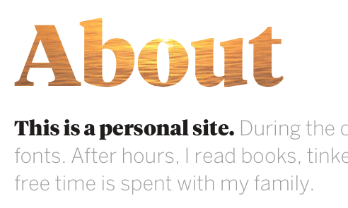 Benton Sans Font Combinations & Free Alternatives · Typewolf