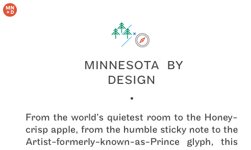 Minnesota by Design