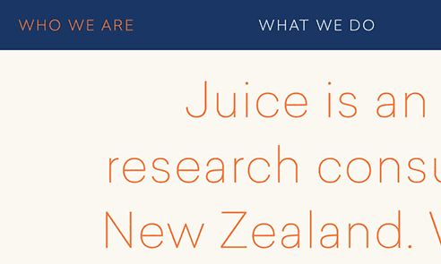 Juice Research