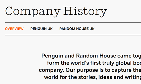 Penguin Random House UK