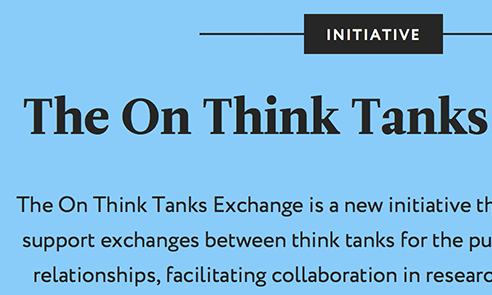 On Think Tanks