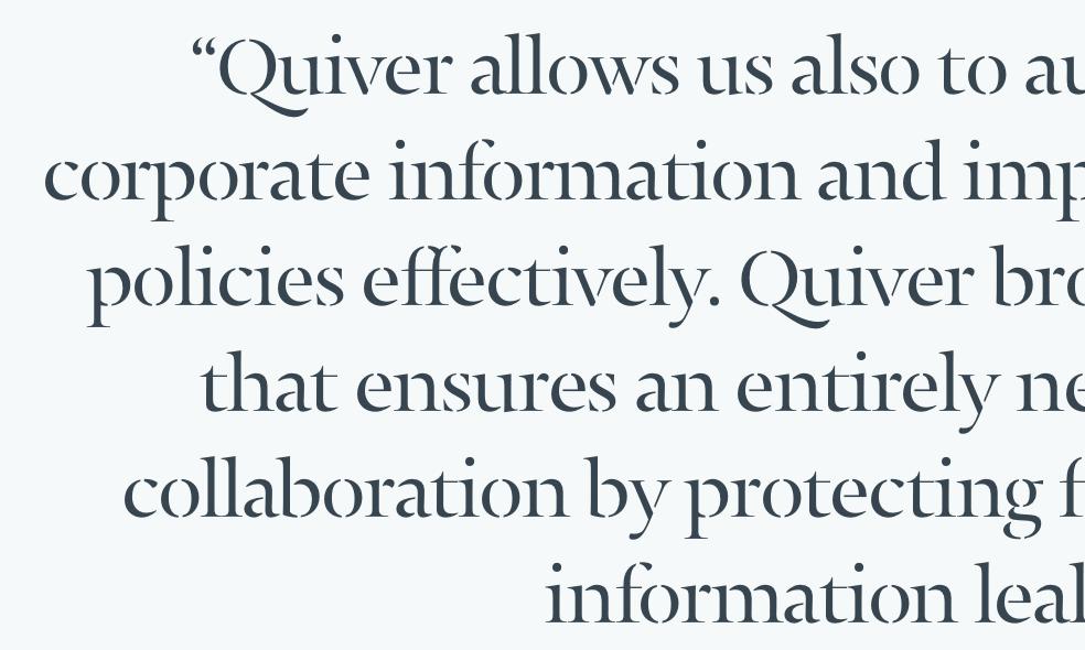 Quiver · Typewolf