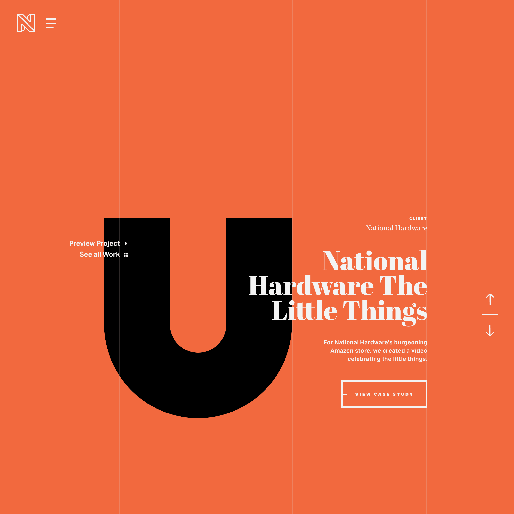 Fonts Used: Abril Fatface, Abril, and Aktiv Grotesk · Typewolf Typography Inspiration