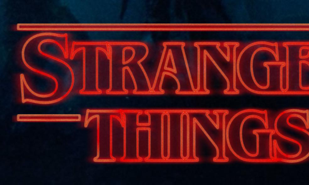 Stranger Things Type Generator · Typewolf