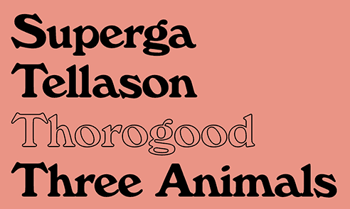 Arial Font Combinations & Free Alternatives · Typewolf