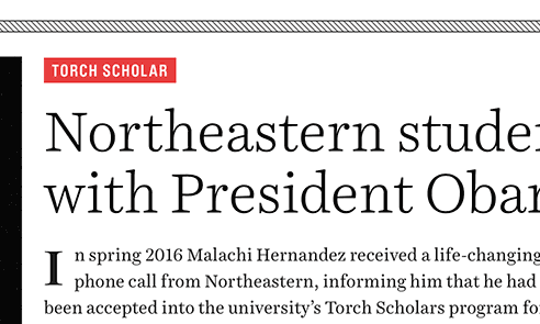 News @ Northeastern