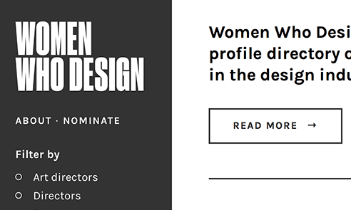 Women Who Design