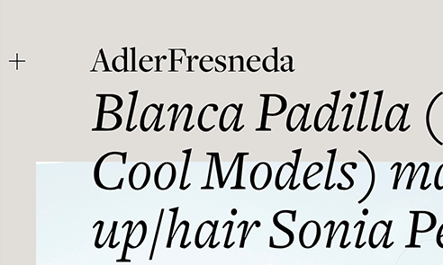 Akzidenz Grotesk Font Combinations & Free Alternatives