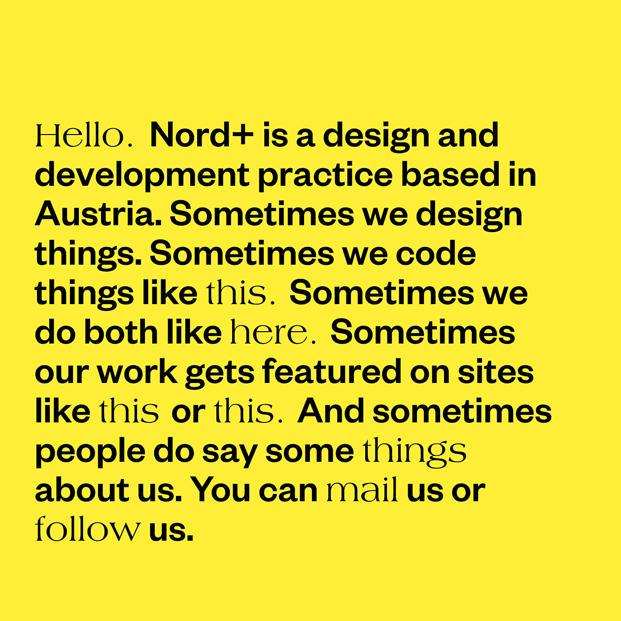Fonts Used: Founders Grotesk and Americana · Typewolf Typography Inspiration