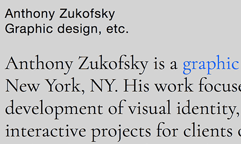 Anthony Zukofsky