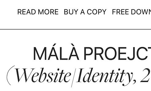 San Francisco Font Combinations & Free Alternatives · Typewolf