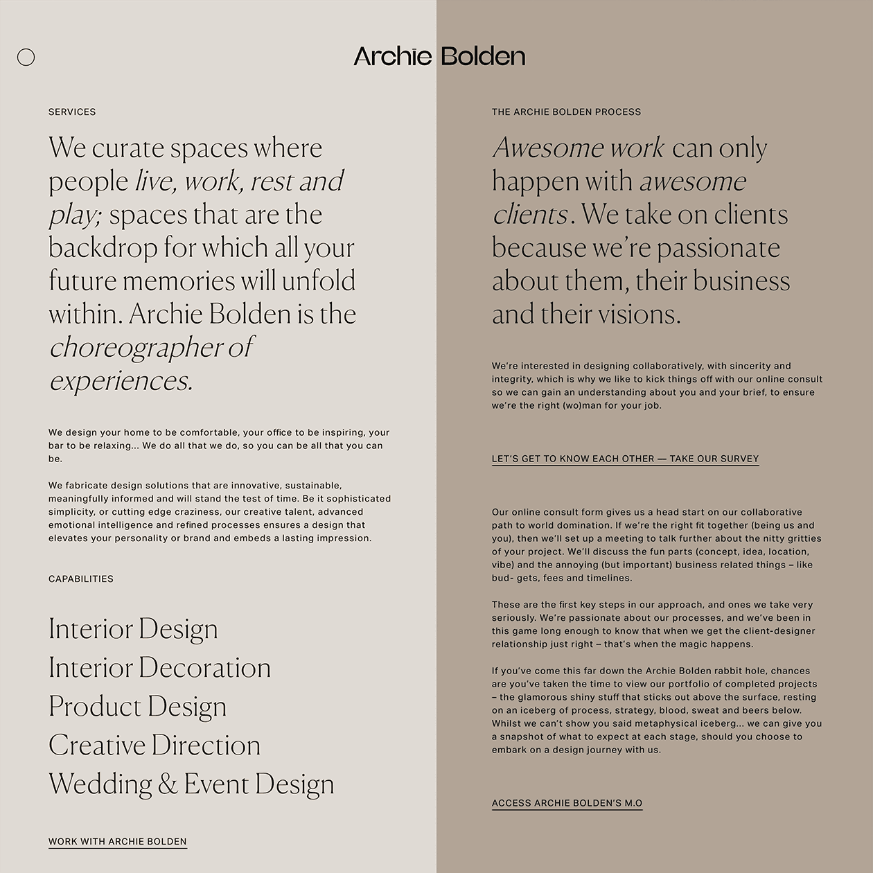 Fonts Used: Aktiv Grotesk, Canela, and Beatrice Display · Typewolf Typography Inspiration