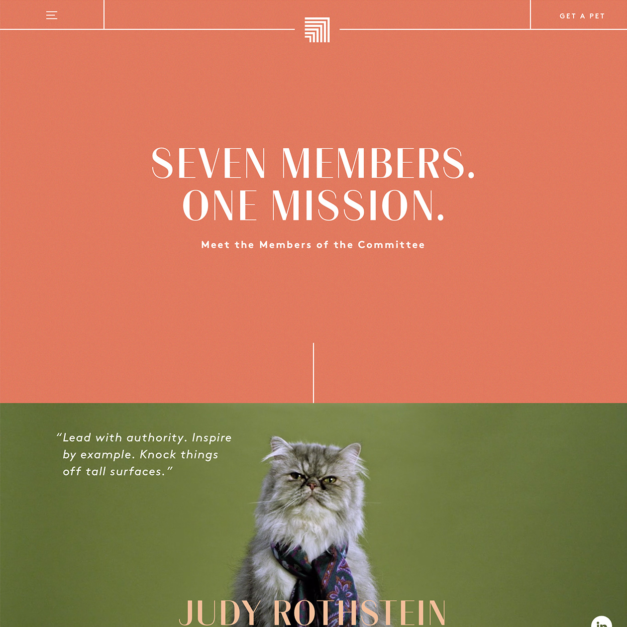 Fonts Used: Boutique and Brown · Typewolf Typography Inspiration