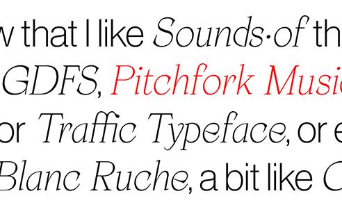 Neue Haas Grotesk Font Combinations & Free Alternatives