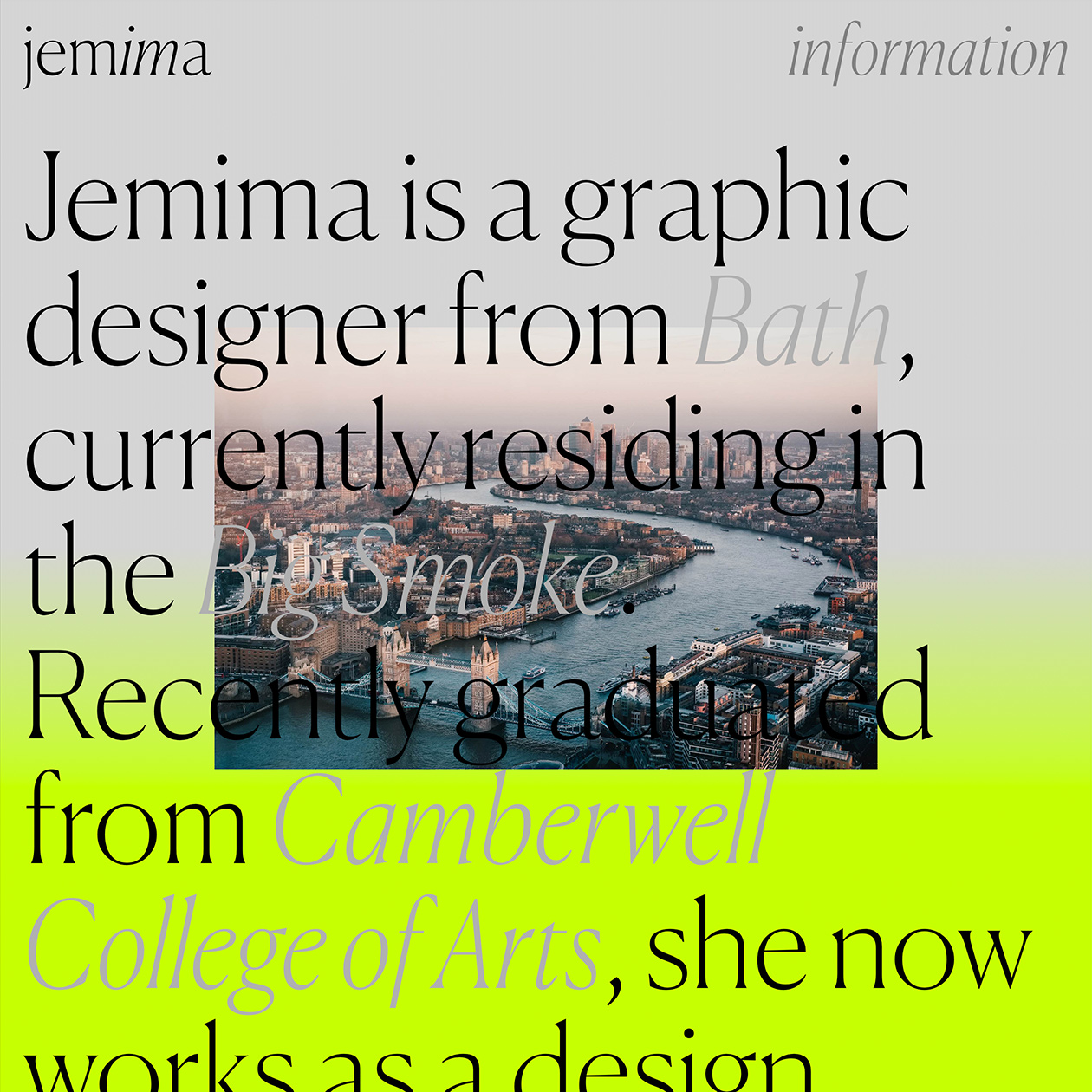 Fonts Used: Canela · Typewolf Typography Inspiration