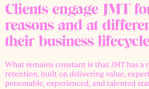 JMT Business Mgmt.