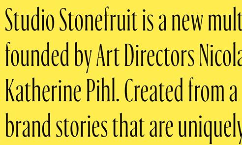 Studio Stonefruit