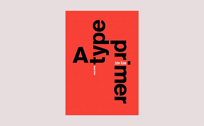 A Type Primer book cover