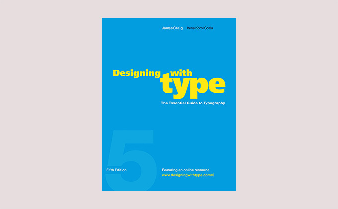 Designing with Type book cover