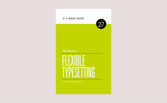 Flexible Typesetting book cover