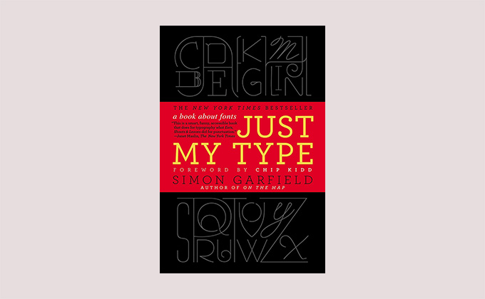 Just My Type book cover