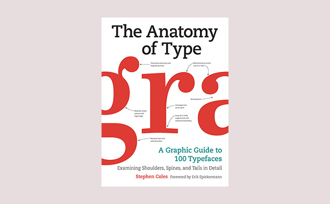 The Anatomy of Type book cover