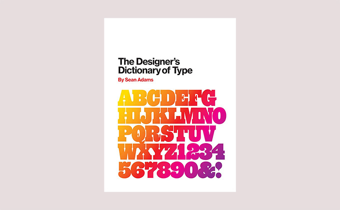The Designer's Dictionary of Type book cover