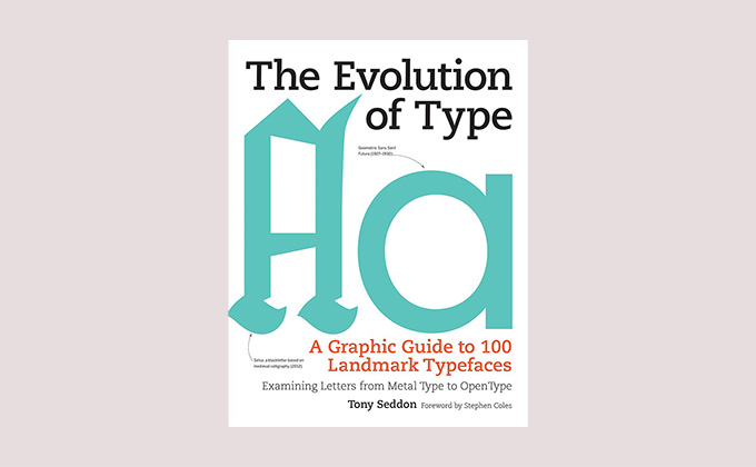 The Evolution of Type book cover