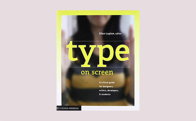 Type on Screen book cover