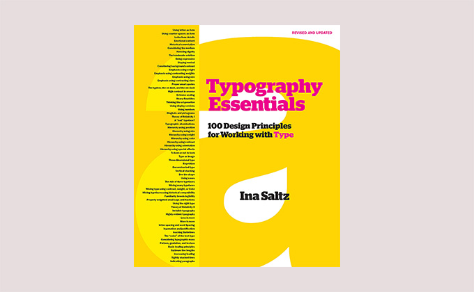 Typography Essentials book cover